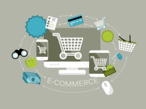 ecommerce web design, ecommerce website development