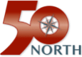50 North Logo
