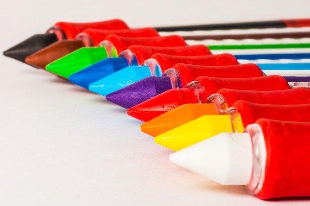 Using colors in web design