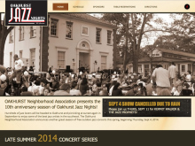 Oakhurst Jazz Nights