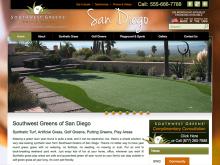 Southwest Greens San Diego