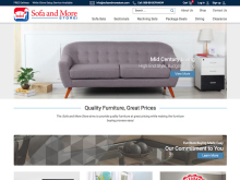 Sofa and More Store