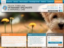 South Carolina Vet Specialists